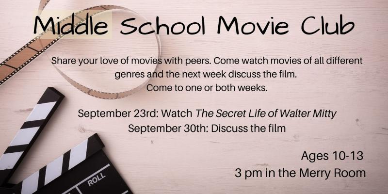 MS Movie Club